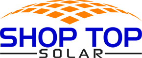 Shop Top Solar Logo