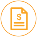 Fees and Charges Icon